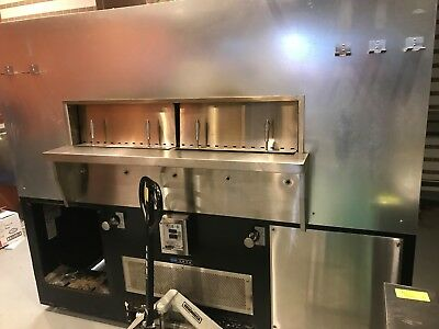 Woodstone Pizza Oven, Slightly Used, 12 Mos Old. Ws-Fd-9660-Rfg-Lr-Ir-Ng