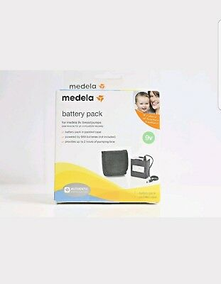 Pump In Style 8-Count Battery Pack Medela #67553 NEW