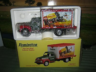 1951 Ford Dry Goods Van First Gear Remington Dove 2nd in Series Die-Cast 1994