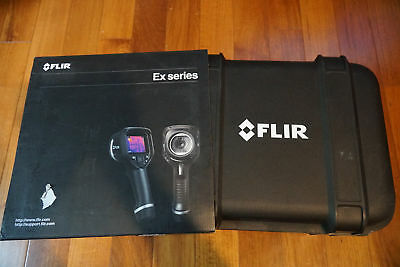 FLIR E4 Thermal Imaging Camera with WiFi & MSX Ex Series Rugged