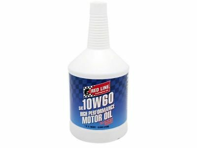 Redline 10W60 Motor Oil  1 quart