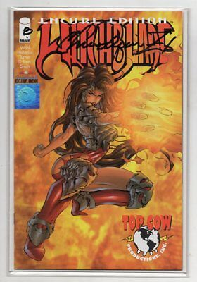 Witchblade Encore Edition #2, Signed by Writer Christina Z, COA NM C63