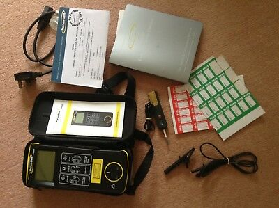 PAT Tester, Electrical Safety Checker in v.good condition