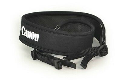 Photo Soft Neoprene Shoulder Neck Strap Sling Belt for Canon EOS SLR Camera