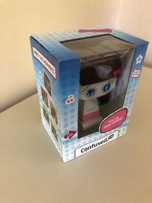 BNIB Miss Herbert Robot Toy Confused.com Pull And go FREE P&P