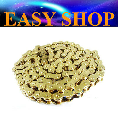 Gold 420 106 Links Drive Chain 50cc 90cc 110cc 125cc ATV QUAD DIRT BIKE PIT PRO