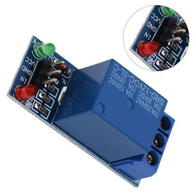 5V/12V/24V Relay Switch Module Low Level Trigger 12V, 5.5mA, 42mA, 0-4V, 3mA*