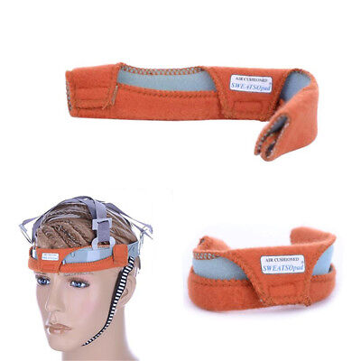 Cotton Welding Helmet Standard Replacement Sweatband Sweat Band Orange