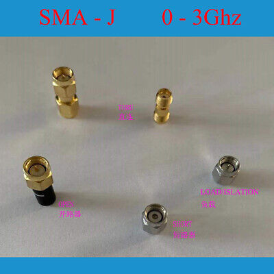 SMA Calibration ,High quality RF Coax dedicated test SMA type,include short type