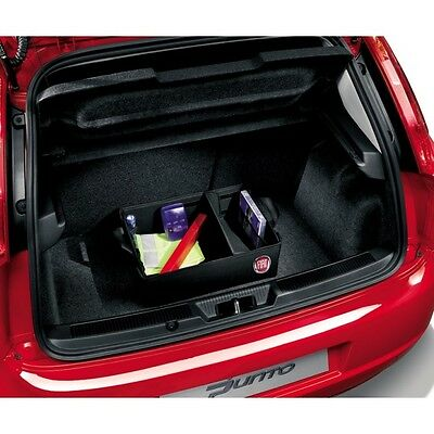 Genuine Fiat Boot Organiser - Soft Box - Foldable - 71804387