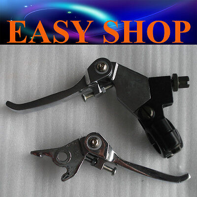 Bifold Brake + Clutch Lever 125cc 140cc 150cc 250cc Dirt Pit Pro Bike ATV QUAD