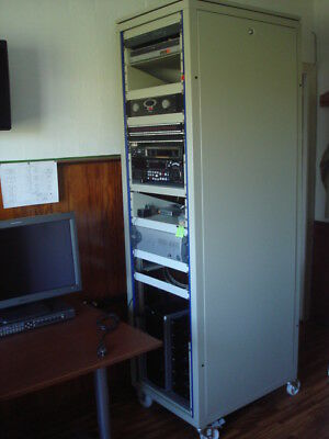 Vendo Rack Con Pacht Panel Audio /video + Generador Sincros