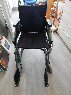 Fauteuil roulant invacare variable plus