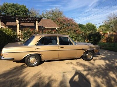 1972 Mercedes-Benz 200-Series  used cars for sale