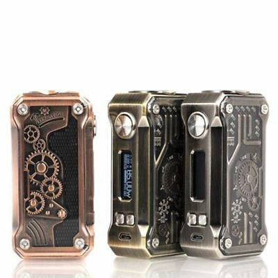 Authentic Tesla Punk Mini 85W TC Box Mod VAPE/MOD/COILS MOD 85