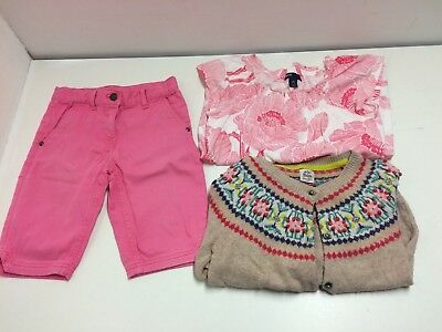 Girl's 6-7 Small Bundle Boden Gap And John Lewis