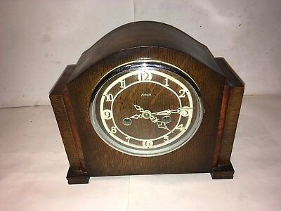 Antique/vintage Smiths Enfield Mantel Clock