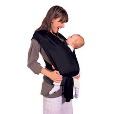 Totsbots Papoozle Baby Carrier/Sling - Black