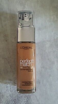 L´oreal perfect match Hautton anpassendes Make - up 10.R/10.C