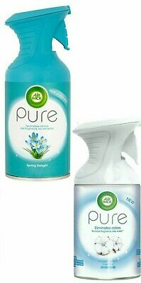 Airwick Pure Freshmatic Spray Home Air Wick Freshener 250ml