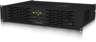 Behringer Km750 750-Watt Stereo Power Amplifier