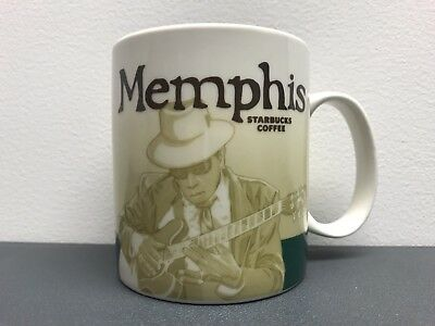 Memphis starbucks global icon city collector mugs