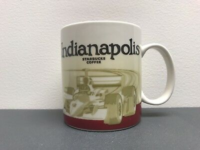 Indianapolis starbucks global icon city collector mugs