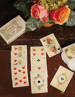 Victorian Trading Co Pastime 1890 Art Inspired Playing Cards Full Deck