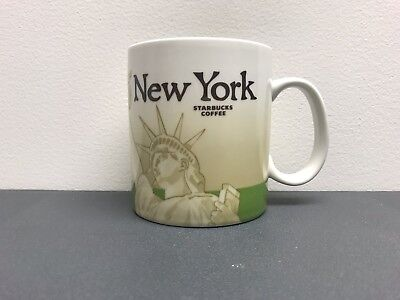 New York starbucks global icon city collector mugs