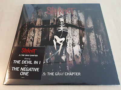 Slipknot - .5: The Gray Chapter ( Double Vinyl Album ) Neu & Ovp!!