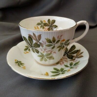 Royal Albert Bone China Tea Cup And Saucer Floral Flower, England
