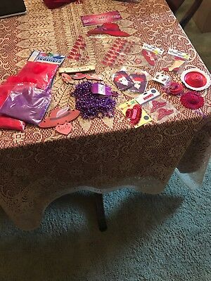 red hat society lot!