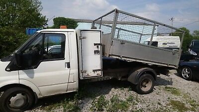 Ford Transit Tipper spares and repairs