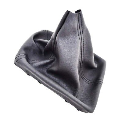 For Vauxhall / Opel Astra H Leather Gear Stick Cover Shifter Shift Gaiter P21