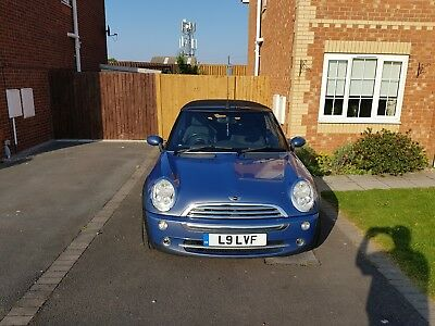 Mini one convertible spares and repairs, MOT drive away