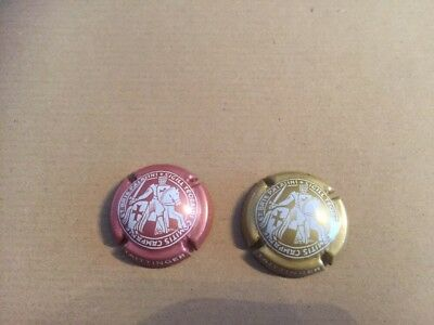 Lot Capsule Taittinger