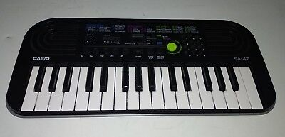 GUT: Casio SA-47 Mini Keyboard 32 Tasten