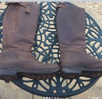 toggi country boots size 5