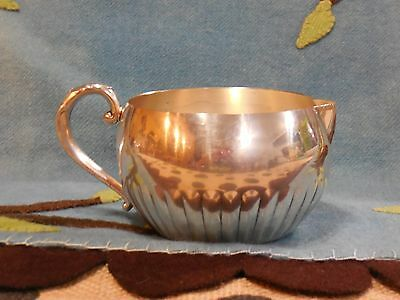 Vintage? Oneida Silversmiths Post 1940s Silverplated Creamer Server Dish - Used