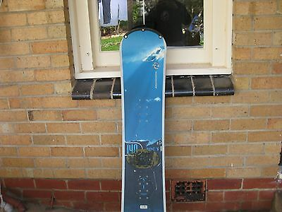 Rossignol – 140 – Wood Core Snowboard – Made in Spain