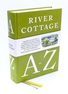 NEW The River Cottage A to Z By Hugh Fearnley-Whittingstall Hardcover