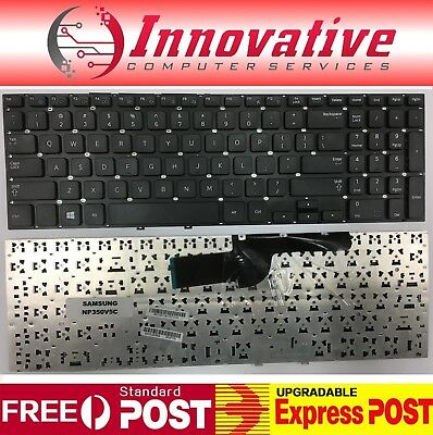 Brand New Keyboard for Samsung NP300E5A NP305V5A NP350V5C BLACK US