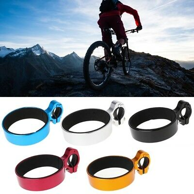Bicycle Coffee Cup Holder Water Bottle Cycling Aluminum Alloy For Handlebar Rack