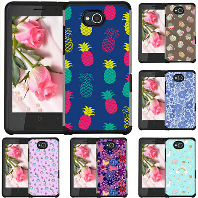 reputable site 9108d 4e3bc FOR ZTE MAJESTY Pro Plus Z798BL Z799VL Pastel Color Phone Case Cupcake  Unicorn