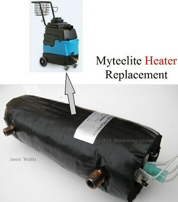 Carpet Cleaning MyteeLite 8070 Internal Heater