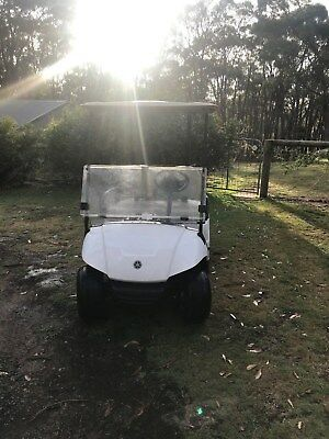 Yamaha 2011 Petrol Golf Cart - Great Condition