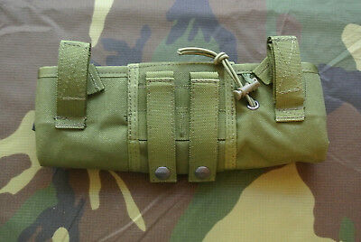G TMC Foldable High Speed Belt MOLLE Magazine Dump Pouch Foldable OD -2893
