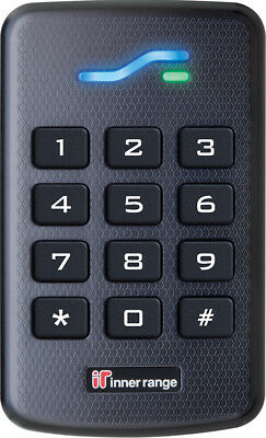 Inner Range SIFER IR-994725 Keypad Reader OSDP; 13.56Mhz; IP67; RS485; 128bit