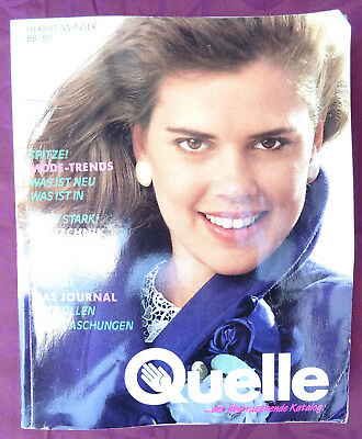 Quelle Katalog Herbst/Winter 1988 / 89