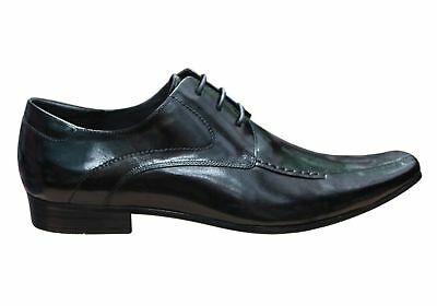 New Valor Wolf Bert Mens Leather Lace Up Dress Shoes